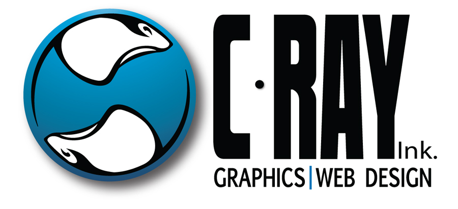 CRAY Ink | Graphics & Web Design